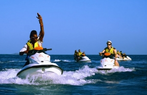 Jet ski tours to Es Vedra