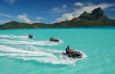 Jet ski tours to Atlantis