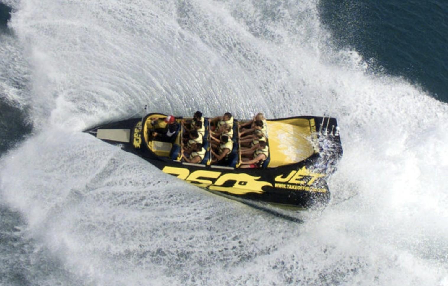Jet Boat Ibiza