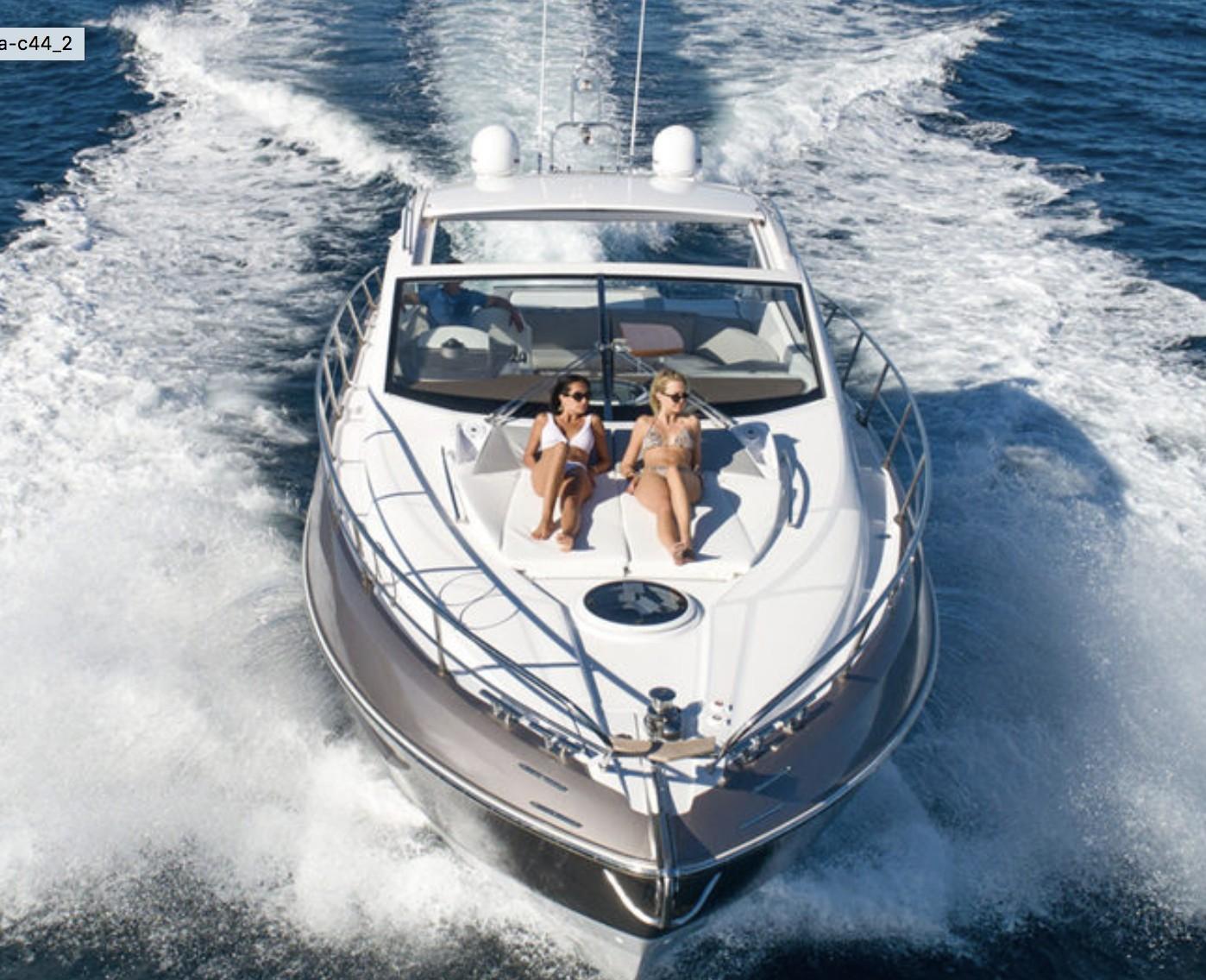 Yacht Sessa C44 Luxury Boat