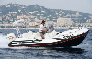 ZAR 53 Boat Rental Ibiza