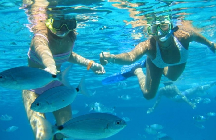 Snorkeling Beach Cruise