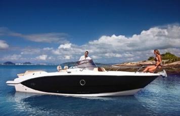 Sessa Key Largo 27 Speedboat