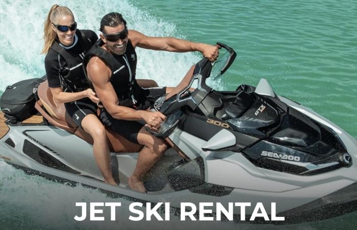 Jet Ski Circuit SEA DOO